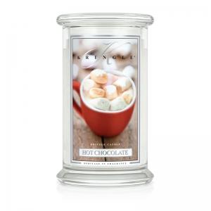 Kringle Candle Hot Chocolate - duża świeca zapachowa - e-candlelove