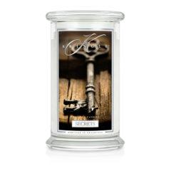 Kringle Candle Secrets - duża świeca zapachowa - e-candlelove