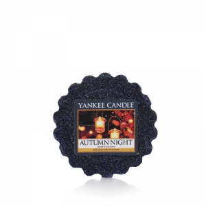 Yankee Candle Autumn Night - wosk zapachowy - Candlelove