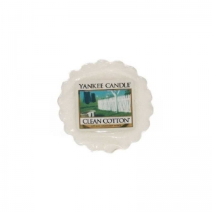 Yankee Candle Clean Cotton - wosk - Candlelove