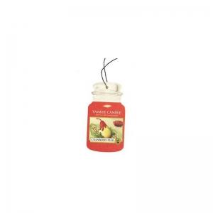 Yankee Candle Cranberry Pear Car Jar - zapach samochodowy - Candlelove