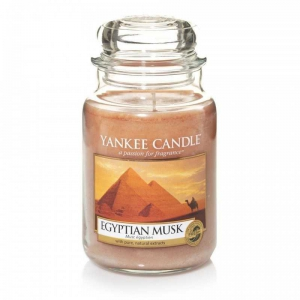 Yankee Candle Egyptian Musk - świeca duża - Candlelove