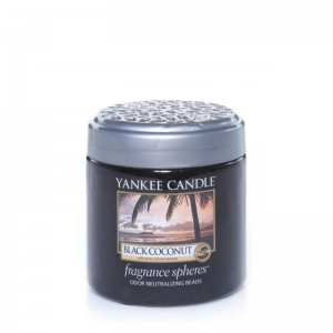 Yankee Candle Fragrance Spheres Black Coconut - kuleczki zapachowe - Candlelove