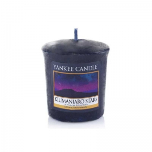 Yankee Candle Kilimanjaro Stars - sampler - Candlelove