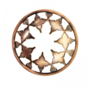 Yankee Candle Moroccan Copper Illuma-Lid - nakładka na świece - e-candlelove