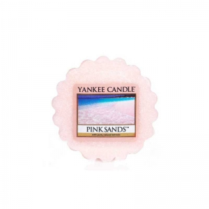 Yankee Candle Pink Sands - wosk - Candlelove