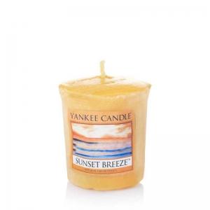 Yankee Candle Sunset Breeze - sampler - Candlelove