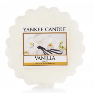 Yankee Candle Vanilla - wosk - Candlelove