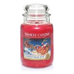 Yankee Candle Christmas Eve - duża świeca zapachowa - Candlelove
