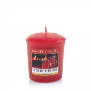 Yankee Candle Cosy By The Fire - sampler zapachowy - Candlelove