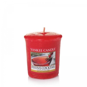 Yankee Candle Festive Coctail - sampler - Candlelove