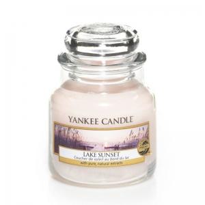 Yankee Candle Lake Sunset - mała świeca zapachowa - e-candlelove