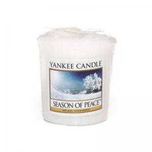 Yankee Candle Season Of Peace - sampler zapachowy - e-candlelove