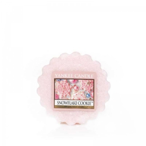 Yankee Candle Snowflake Cookie - wosk zapachowy - e-candlelove