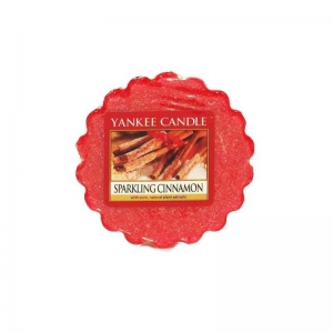 Yankee Candle Sparkling Cinnamon - wosk zapachowy - e-candlelove