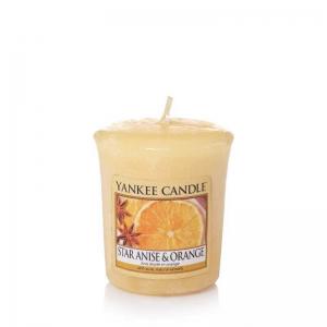 Yankee Candle Star Anise & Orange - sampler zapachowy - Candlelove