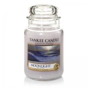 Yankee Candle Moonlight - duża świeca zapachowa - e-candlelove