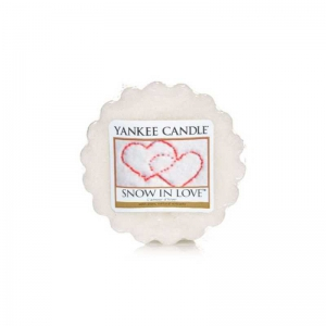 Yankee Candle Snow in Love - wosk zapachowy - e-candlelove