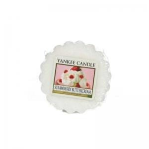 Yankee Candle Strawberry Buttercream - wosk zapachowy - e-candlelove
