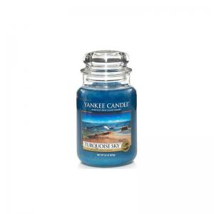 Yankee Candle Turquoise Sky - duża świeca zapachowa - e-candlelove