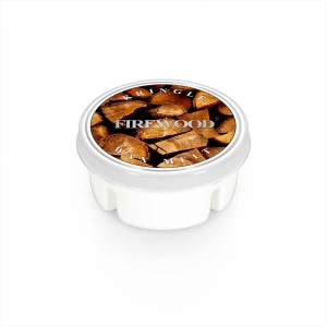 Kringle Candle Firewood - wosk zapachowy - e-candlelove