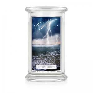 Kringle Candle Storm Front - duża świeca zapachowa - e-candlelove