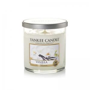 Yankee Candle Vanilla - mały pilar zapachowy - e-candlelove