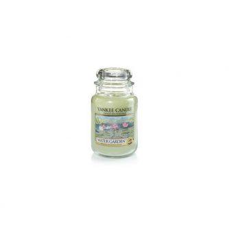 Yankee Candle Water Garden - duża świeca zapachowa - e-candlelove