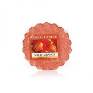 Yankee Candle Spiced Orange - wosk zapachowy - e-candlelove
