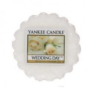 Yankee Candle Wedding Day - wosk zapachowy - e-candlelove