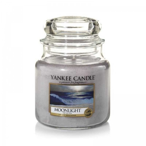 Yankee Candle Moonlight - średnia świeca zapachowa - e-candlelove