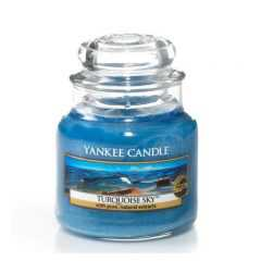 Yankee Candle Turquoise Sky - mała świeca zapachowa - e-candlelove