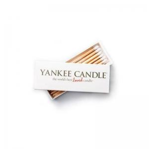 Zapałki długie z logo Yankee Candle - e-candlelove