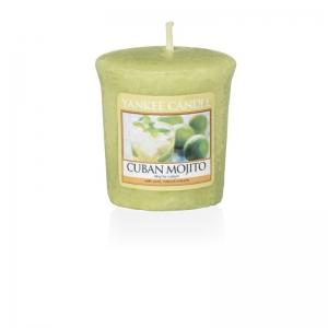 Yankee Candle Cuban Mojito - sampler - e-candlelove