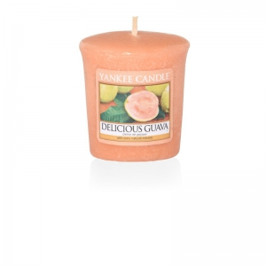 Yankee Candle Delicious Guava - sampler - e-candlelove