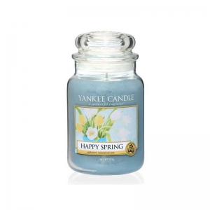 Yankee Candle Happy Spring - świeca duża - e-candlelove