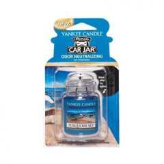 Yankee Candle Turquoise Sky Car Jar Ultimate - zapach samochodowy - e-candlelove