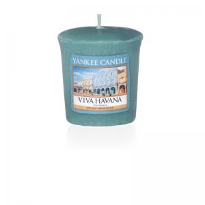 Yankee Candle Viva Havana - sampler - e-candlelove