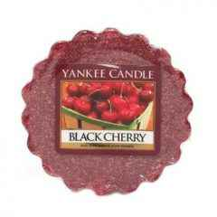 Yankee Candle Black Cherry - wosk zapachowy - e-candlelove
