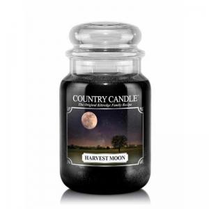 Country Candle Harvest Moon - duża świeca zapachowa - e-candlelove