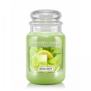 Country Candle Honeydew - duża świeca zapachowa - e-candlelove