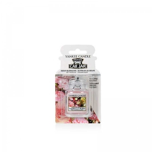 Yankee Candle Fresh Cut Roses Car Jar Ultimate - zapach samochodowy - e-candlelove