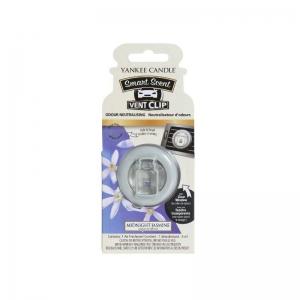Yankee Candle Midnight Jasmine Car Vent Clip - zapach samochodowy - e-candlelove