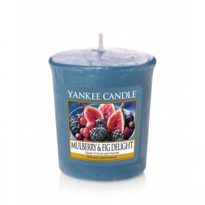 Yankee Candle Mulberry & Fig Delight - sampler zapachowy - e-candlelove