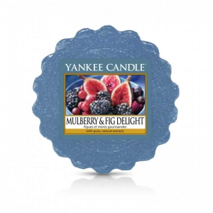 Yankee Candle Mulberry & Fig Delight - wosk zapachowy - e-candlelove