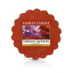 Yankee Candle Vibrant Saffron - wosk zapachowy - e-candlelove