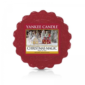 Yankee Candle Christmas Magic - wosk zapachowy - e-candlelove