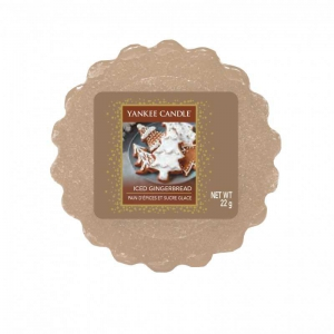 Yankee Candle Iced Gingerbread - wosk zapachowy - e-candlelove