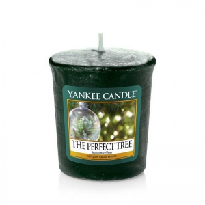 Yankee Candle The Perfect Tree - sampler zapachowy - e-candlelove