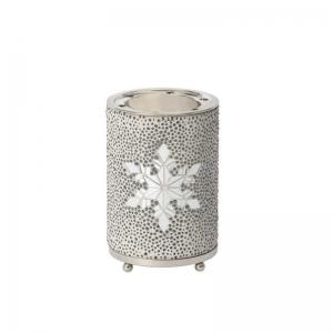 Yankee Candle Twinkling Snowflake - kominek zapachowy - e-candlelove